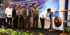 Walikota Semarang Ajak Gapensi Bangun Kota Semarang