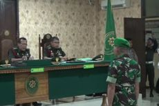 Sidang Kasus Mayat Perempuan dalam Karung, Pelaku Hadapi 3 Dakwaan dari Mahkamah Militer