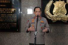Wakapolri Komjen Gatot Eddy Pramono Umumkan Positif Covid-19