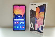 Samsung dan Telkomsel Tawarkan Cicilan Galaxy A10