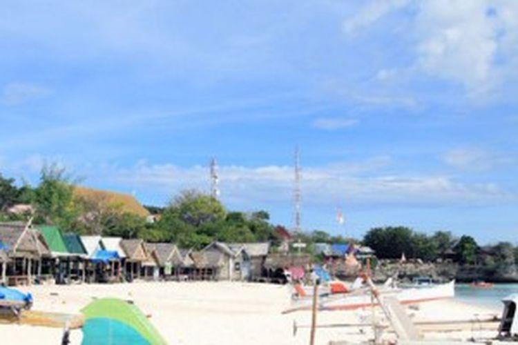 Tanjung Bira di Bulukumba, Sulawesi Selatan.