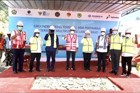 Dukung Wisata Premium Labuan Bajo, Pertamina dan Pelindo III Bangun TBBM di Indonesia Timur