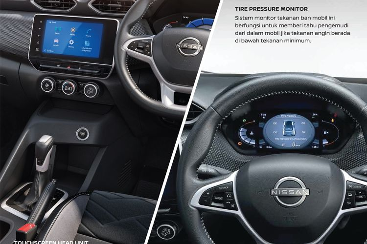 Nissan Magnite Interior