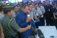 Presiden Tinjau Stasiun Senen dan Terminal Kampung Rambutan