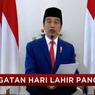 Hari Lahir Pancasila, Jokowi Minta Pejabat Layani Masyarakat Tanpa Bedakan SARA