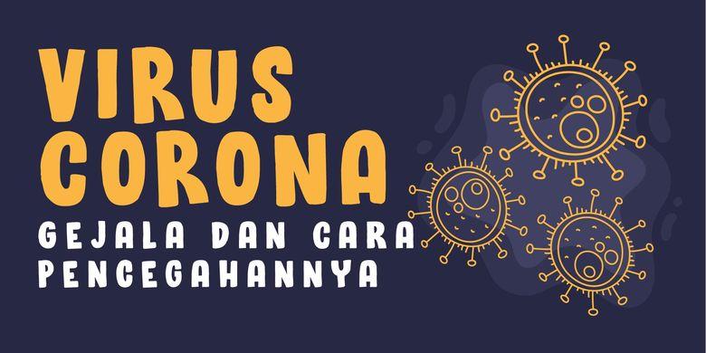 Infografik Virus Corona Gejala Dan Cara Pencegahannya