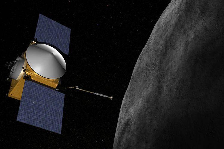 OSIRIS-REx akan menjadi misi Amerika Serikat pertama yang membawa sampel dari asteroid kembali ke Bumi. Pada 2019, OSIRIS-Rex NASA mendekati asteroid 1999 RQ36, atau asteroid Bennu, dan mulai memetakan permukaan asteroid untuk mengambil sampel. Setelah mengumpulkan sampel, pesawat ruang angkasa OSIRIS-Rex akan kembali ke Bumi pada tahun 2023.