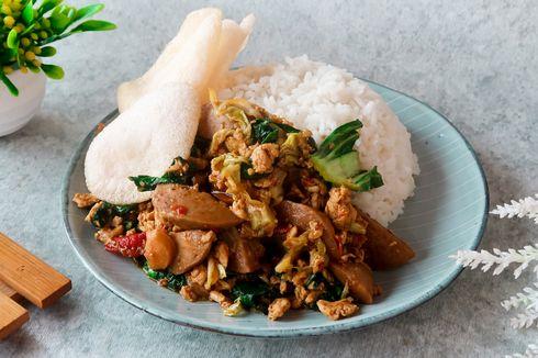Bahaya Makan Nasi Terlalu Banyak dan Tidak Seimbang dengan Lauk