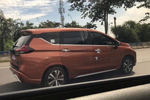 Penampakan Nissan Livina Xpander Terbaru di Jalan