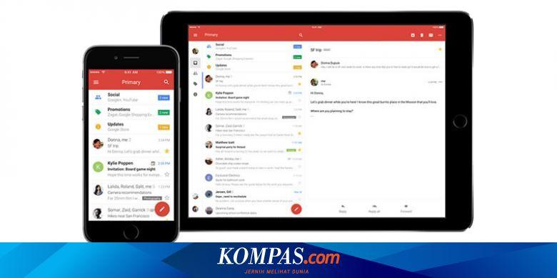 Tips Cara Cepat Hapus Email Gmail Di Android mudah