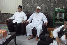 Aher dan Ridwan Kamil Hadiri Shalat Subuh 1212 di Masjid Pusdai