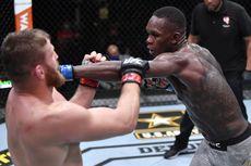 Update Ranking UFC, Khabib Masih di Puncak tetapi Adesanya Melorot