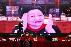 Megawati: Ngapain Demo kalau Merusak, Mending Bisa kalau Disuruh Ganti