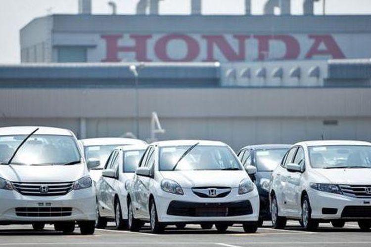 Honda Thailand potong kapasitas produksi
