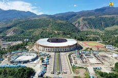 KONI Optimistis Pembangunan Arena PON Rampung Sesuai Jadwal