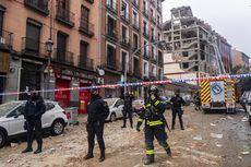 Ledakan Sangat Keras Terjadi di Pusat Kota Madrid, Dua Orang Tewas