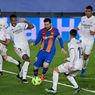 Real Madrid Vs Barcelona, Messi Gagal