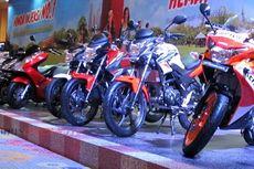 Distribusi Honda Motor di Jawa Lumpuh
