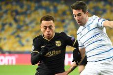 Dynamo Kiev Vs Barcelona, Kata Sergino Dest Usai Cetak Gol Perdana untuk Blaugrana