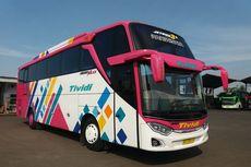 Tarif Bus Patas PO Efisiensi Jawa Tengah dan Jogja Jalur Selatan