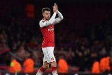 Cedera Sebabkan Ramsey Akhiri Musim Lebih Cepat
