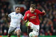 Man United Vs Colchester, The Red Devils Lolos ke Semifinal Piala Liga Inggris