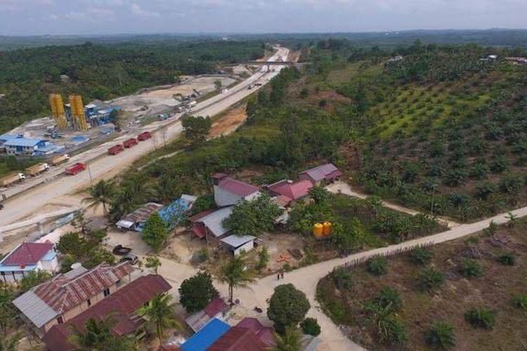 ILUSTRASI - Meski relatif aman dari potensi gempa besar hingga ancaman gelombang tsunami, namun ibu kota baru di Kalimantan Timur menyimpan potensi bencana lainnya.