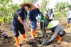 Risma Ajak Delegasi Wali Kota dan Bupati Se-Asia Pasifik Tanam Pohon di Surabaya
