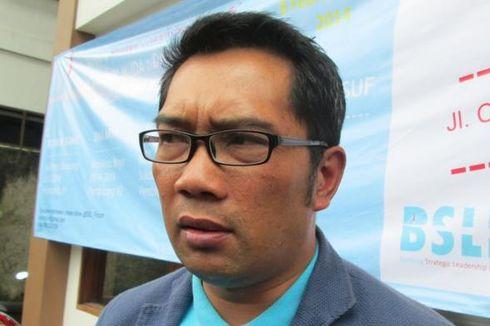 Ridwan Kamil Berharap Pemilu yang Kreatif