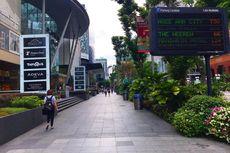 Singapura Lengang, Setelah Pemerintah Imbau Warga Berdiam di Rumah