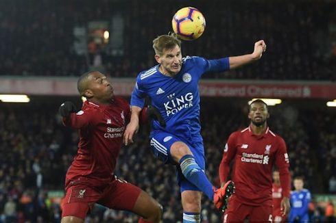 Leicester Vs Liverpool, Menanti Tuah Suporter Tuan Rumah