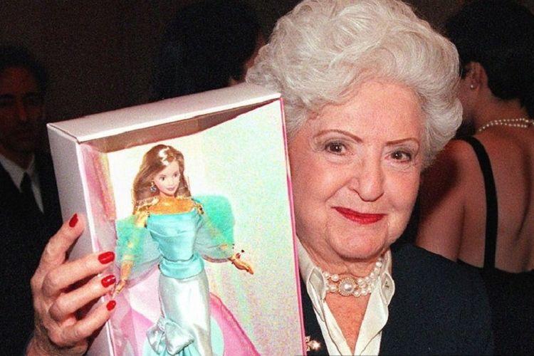 Ruth Handler, pencipta boneka Barbie. (AFP/MATT CAMPBELL)
