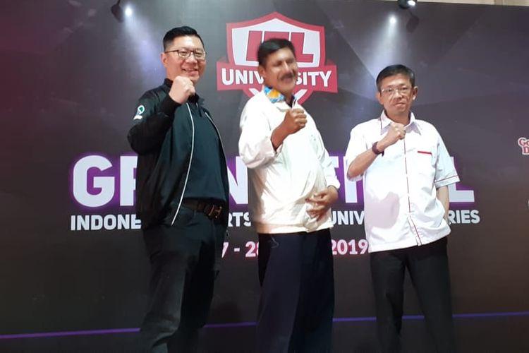 Universitas Bina Nusantara (Binus University) merebut gelar juara umum IEL University Series 2019 atau kompetisi resmi E-sports tingkat perguruan tinggi yang digelar MIX 360 ESPORTS. Binus berhasil memenangkan dua laga, yakni Mobile Legend: Bang Bang dan DoTa 2.