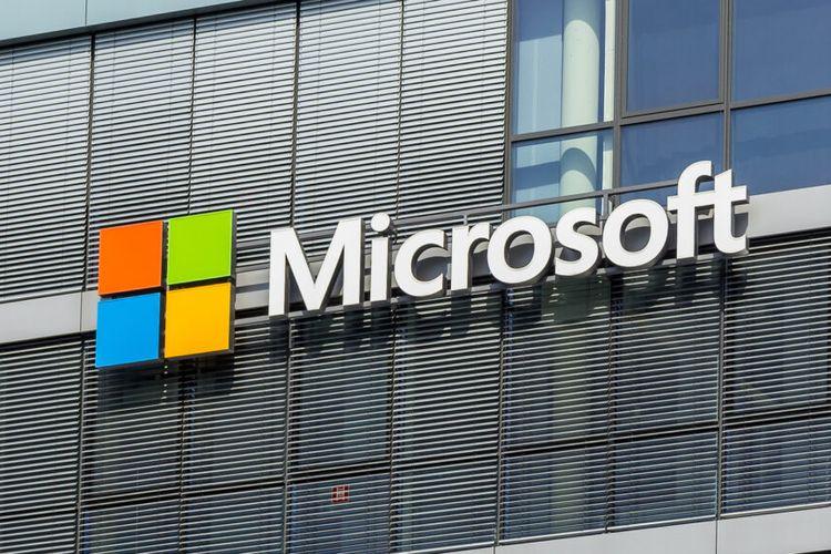 Ilustrasi Microsoft Inc