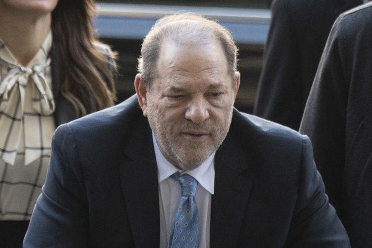 Kasus Kejahatan Seksual Produser Hollywood Harvey Weinstein Divonis 23 Tahun Penjara Halaman All Kompas Com