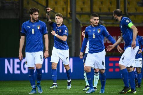 Daftar Skuad Italia untuk Euro 2020: 1 Nama Kejutan, Juventus Dominan
