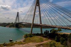 """Jembatan Barelang, """"Golden Gate"""" Indonesia Peninggalan BJ Habibie"""