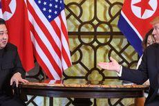 Trump Cabut Sanksi terhadap Korut karena Menyukai Kim Jong Un