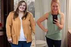 Kisah Megan Birke Turunkan Bobot 49 Kg Meski Idap Hipotiroid