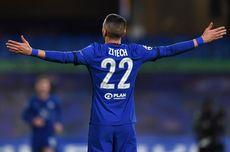 Highlight Laga Uji Coba Chelsea Vs Tottenham - Ziyech 2 Gol, Skor Imbang 2-2