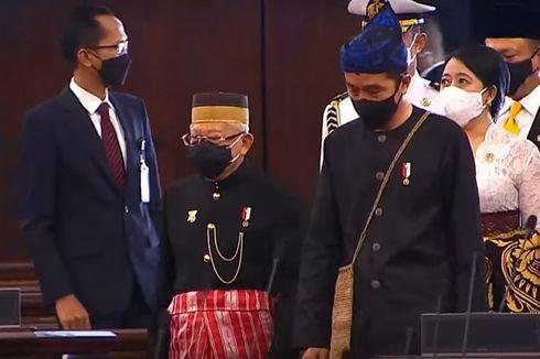 Kemenpan RB: Pakaian Jokowi Disiapkan Tetua Adat Masyarakat Badui