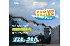 Promo Gajian, Ada Diskon Tarif Tiket KA Logawa hingga 9 September 2020