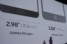 """Daftar """"Senjata"""" Samsung Melawan iPhone 6 Plus"""