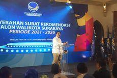 Pilkada Surabaya, Nasdem Merapat ke Machfud Arifin