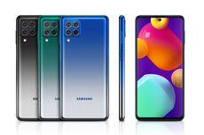 Belum Meluncur, Galaxy M62 Sudah Mejeng di Situs Resmi Samsung