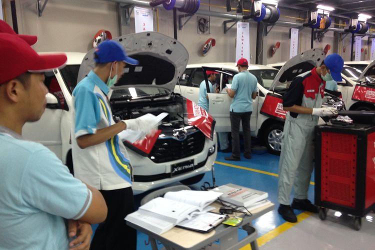 Daihatsu National Technical Skill Contest 2018.
