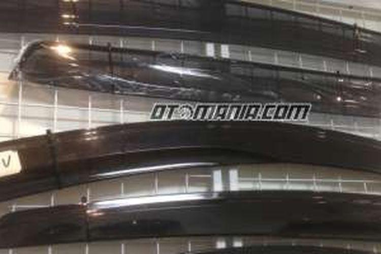 Talang Air Mugen Dan Modulo Untuk Honda Hr V