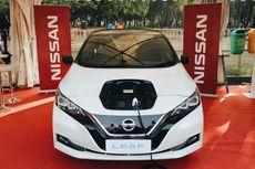 Cicilan Nissan Leaf Mulai Rp 14 Jutaan, Uang Muka Rp 200 Juta