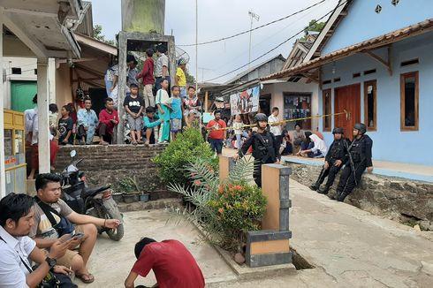 Tim Gegana Geledah Kontrakan Pelaku Penusukan Wiranto di Pandeglang