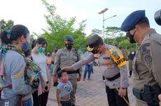 Isak Tangis Keluarga Lepas 100 Brimob Polda Riau yang Dikirim ke Papua